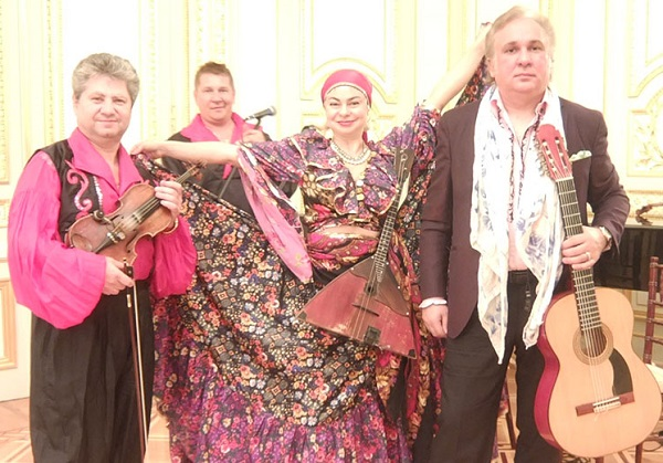Moscow Gypsy Army, Цыганский ансамбль, Consulate-General of Russia, New York City, Gypsy singer, Gypsy music, Gypsy show, Цыганское шоу, «Московская цыганская армия», Генеральное консульство России в Нью-Йорке