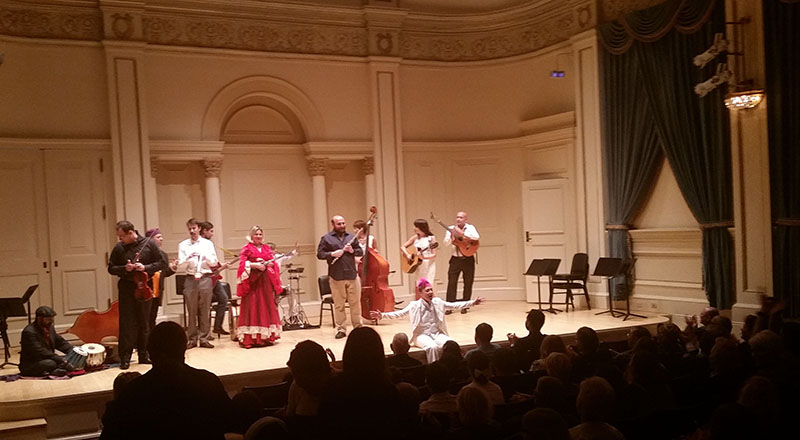 Bohemian Festival in Carnegie Hall NYC